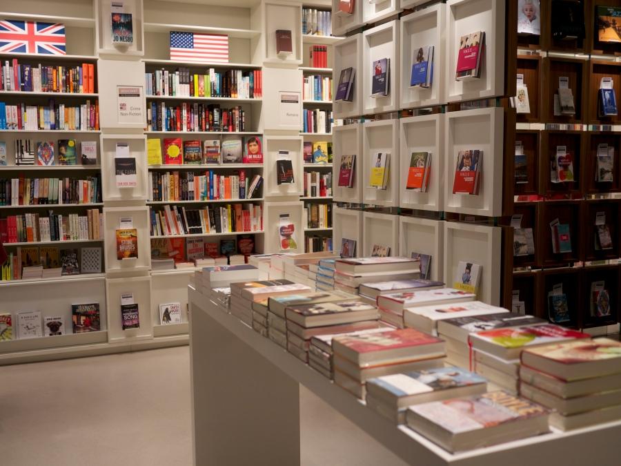 Stories! Buchhandlung im Hanseviertel Hamburg