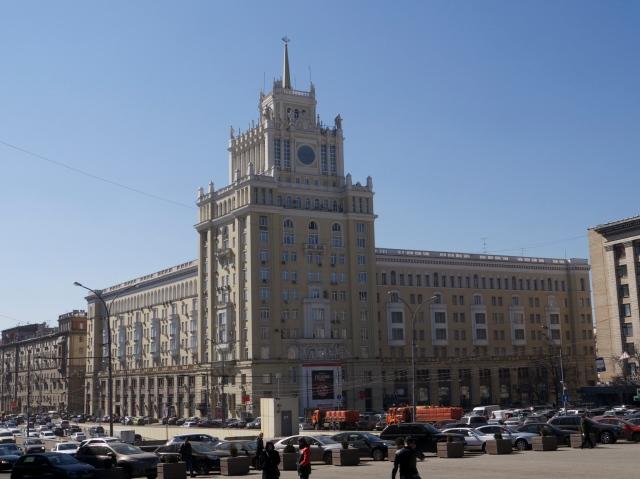 Reisebericht Moskau