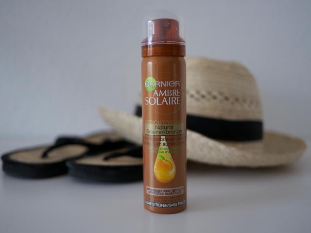 Ambre Solaire Sofort-Selbstbräunungs-Spray