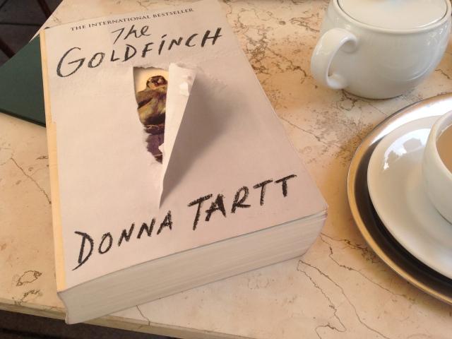 Buchtipp - Der Distelfink von Donna Tartt