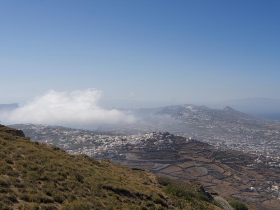 Reisebericht Santorini - meine fünf Highlights Quad Bike Tour