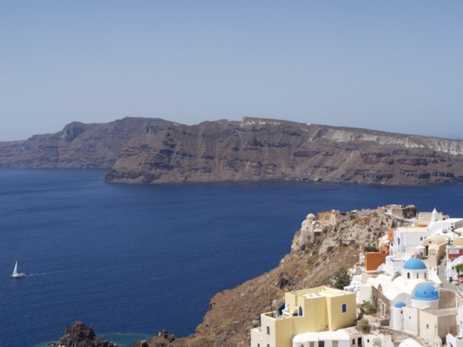 Reisebericht Santorini - meine fünf Highlights
