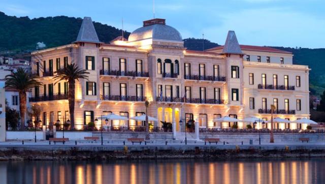 Poseidonian Grand Hotel Spetses