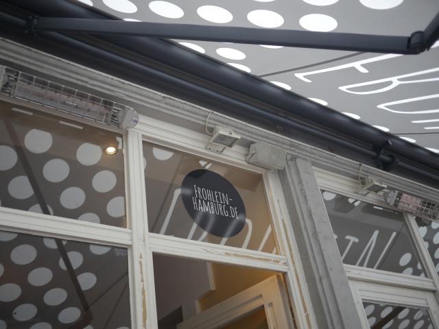Café Frohlein am Mühlenkamp in Hamburg Winterhude