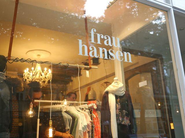 Frau Hansen in Hamburg Eimsbüttel