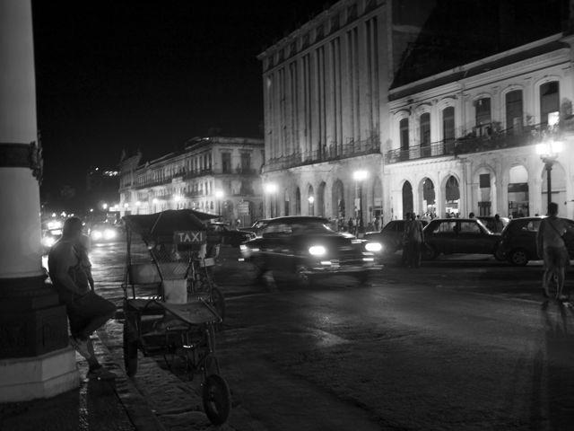 BW photo challenge Kuba