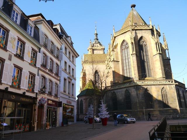 Colmar Saint Martin Kirche