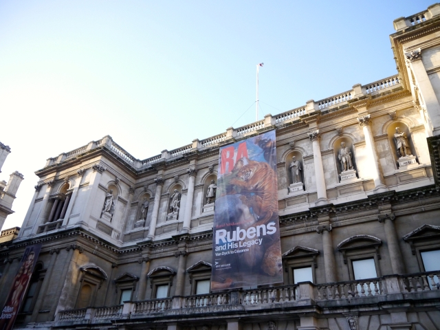 London_The Royal Acadamy