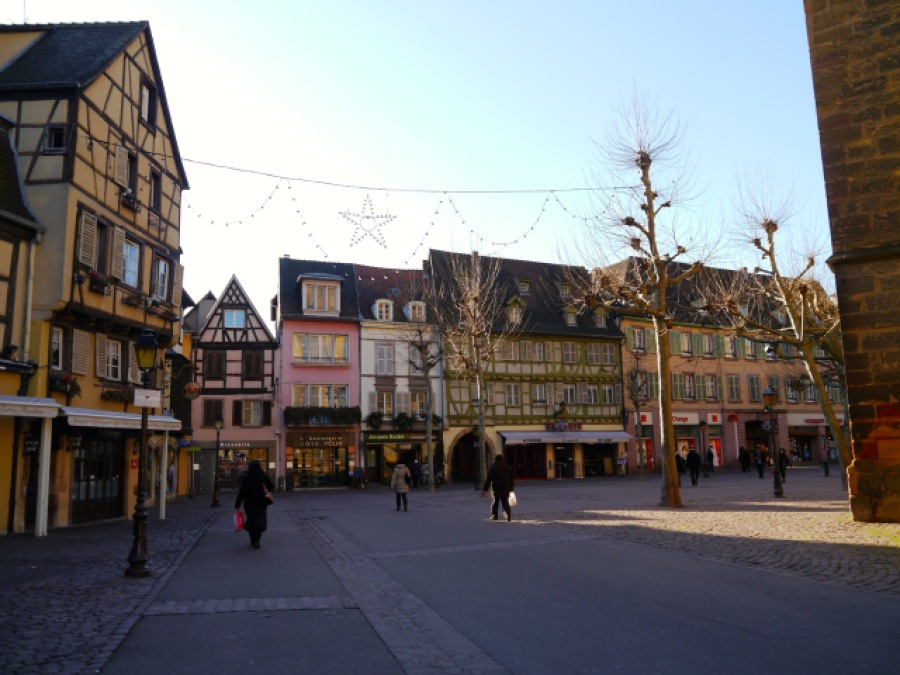 Ausflug nach Colmar im Elsass
