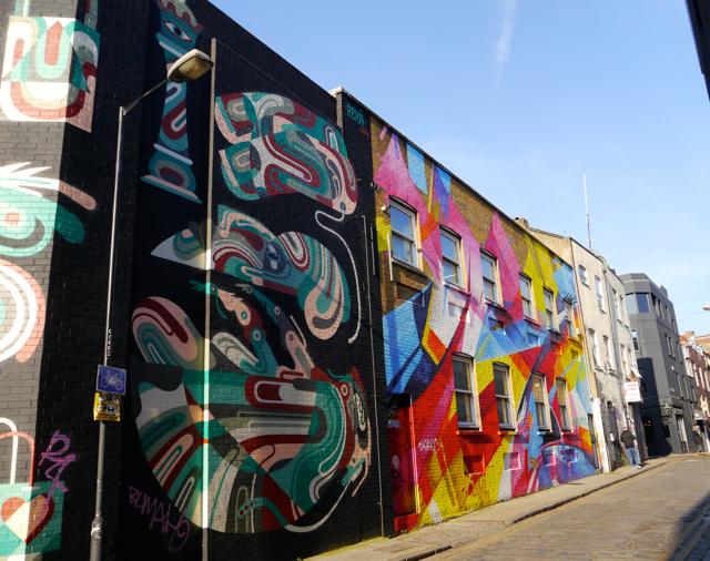 Shoreditch Graffitti