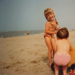 Kindheitssommer an der Nordsee
