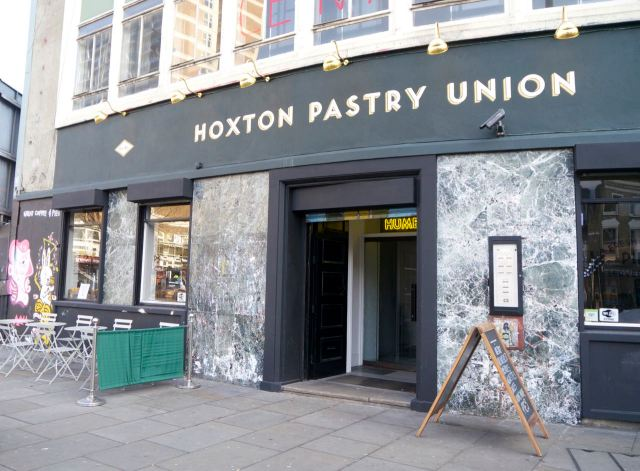 East London Hoxton Pastry Union