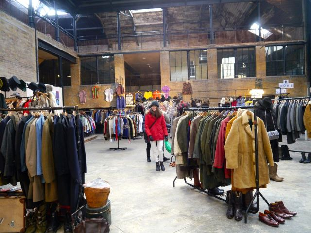 East London Second hand shopping