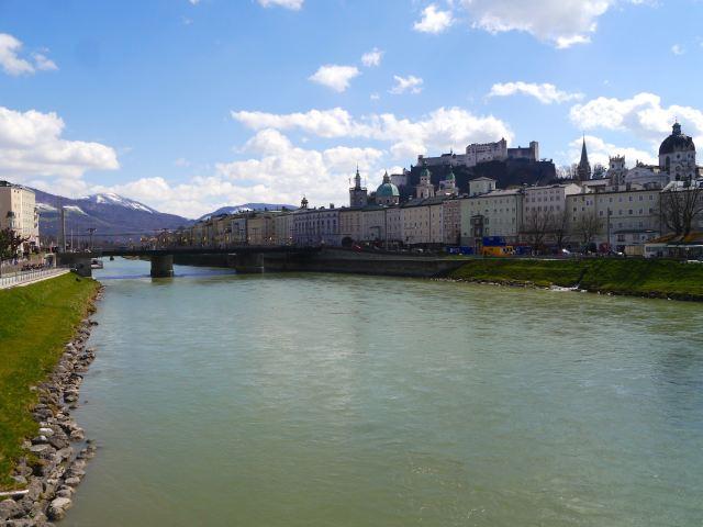 Salzburg Tipps Salzach Ufer1