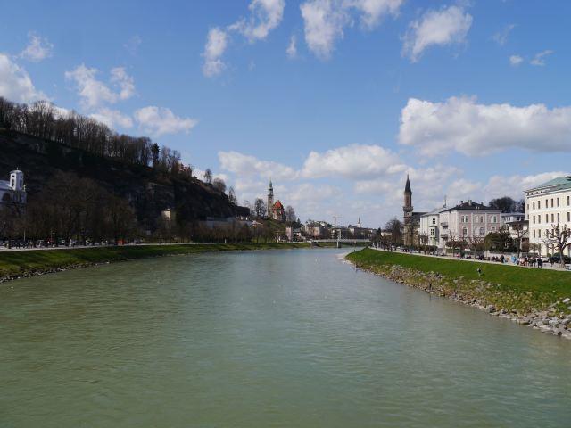 Salzburg Tipps - Salzach