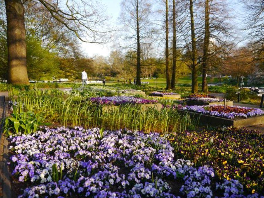 Frühlings-Tipps Hamburg Planten un Blomen