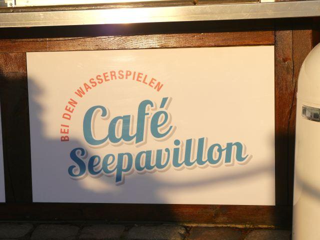 Café Seepavillon Logo