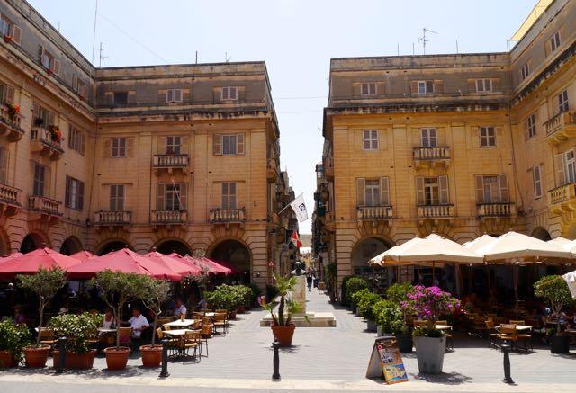 Café Caraveggio Valletta1