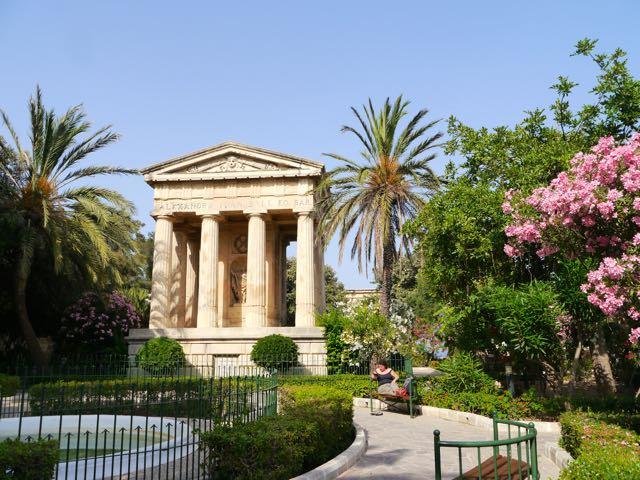 Lower Barrakka Gardens1