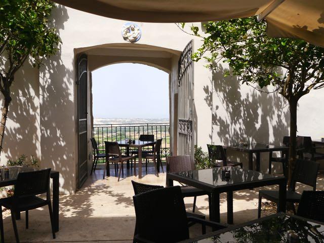 Mdina Reisetipps Xpresso Café im Palazzo de Piro1