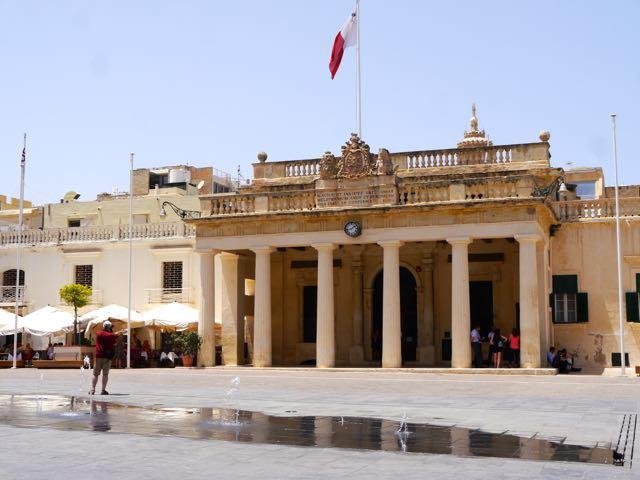 Valletta Platz Reise-Tipps