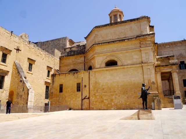 Valletta Tipps alte Gebäude