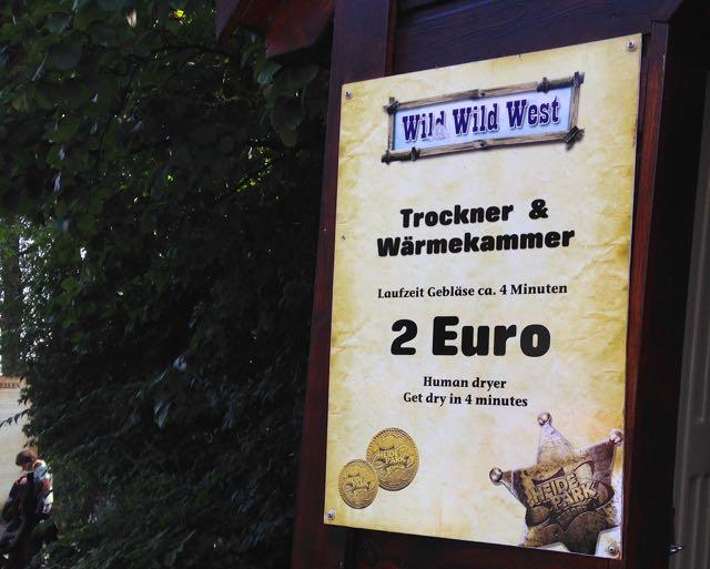 Heide Park Trockner