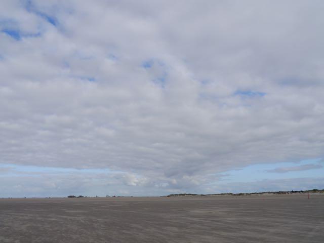 Sankt Peter Ording Weite Strand