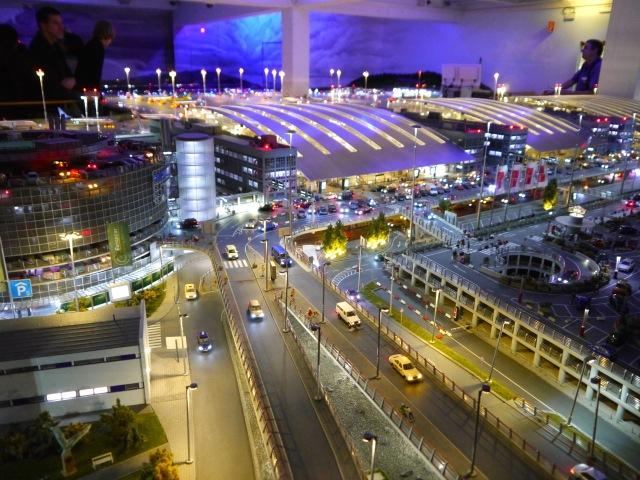 Hamburg Miniaturwunderland Flughafen