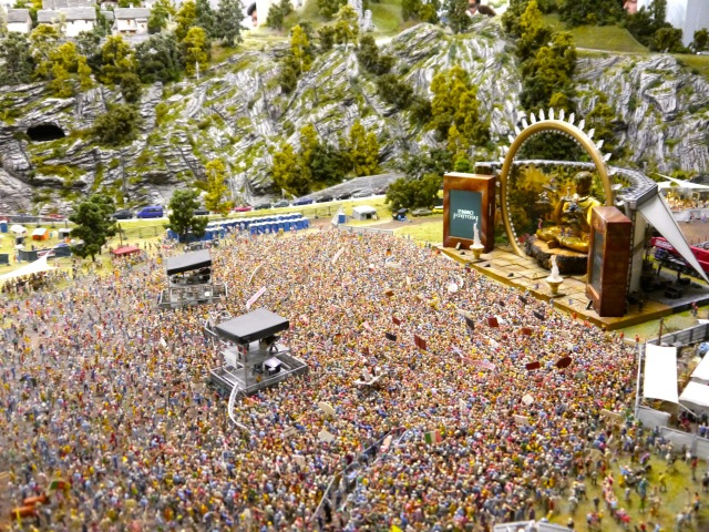 Miniaturwunderland Hamburg Festival