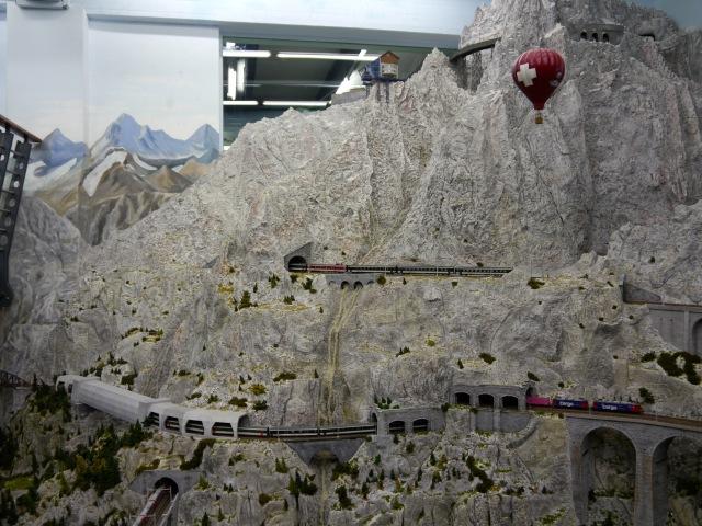 Miniaturwunderland Schweiz