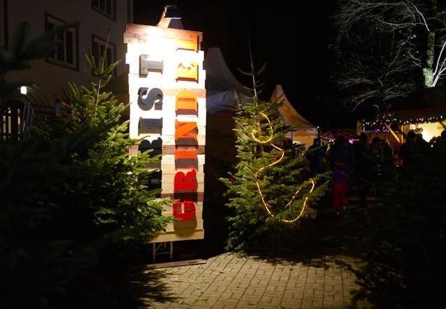 ChristGrindel Markt im Hamburger Grindelviertel