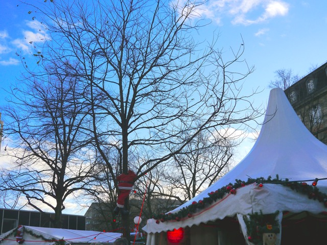 Christgrindelmarkt Hamburg Grindelvierte