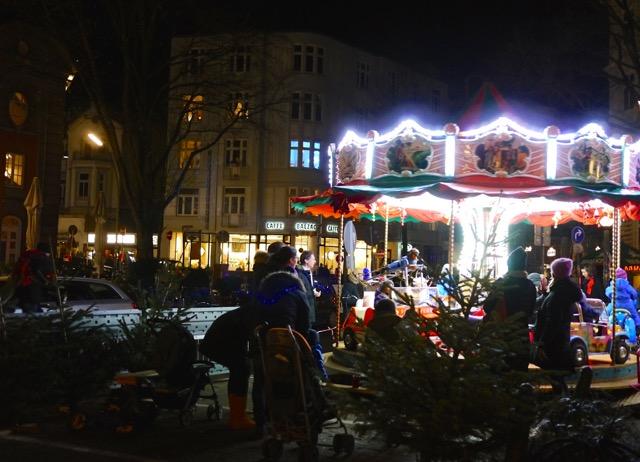 ChristGrindelmarkt Hamburg